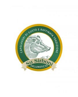 Salsiccia sarda campidanese gr 400 Salumificio Su Sirboni