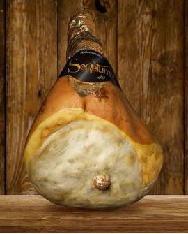 Prosciutto di Parma DOP con osso Cantina Secretum 10 kg  - Stagionato 30 mesi e oltre - Devodier