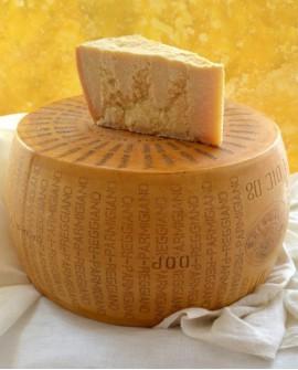 Parmigiano Reggiano Vacche Rosse razza Reggiana 24-30 mesi - SV forma intera 37 kg - Consorzio Vacche Rosse