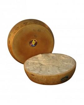 1/2 Forma SV taglio luna orizzontale Grana Padano DOP classico 14 mesi - 19 kg - Montanari & Gruzza
