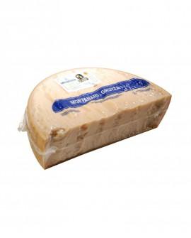 1/4 Forma SV Parmigiano Reggiano DOP classico mezzano rigato 13-14 mesi - 9,5 kg - Montanari & Gruzza