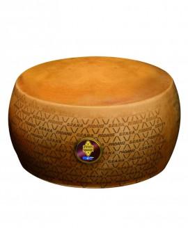 Forma intera Grana Padano DOP classico 14 mesi - 38 kg - Montanari & Gruzza
