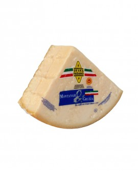 1/8 Forma SV Grana Padano DOP classico 14 mesi - 4,7 kg - Montanari & Gruzza