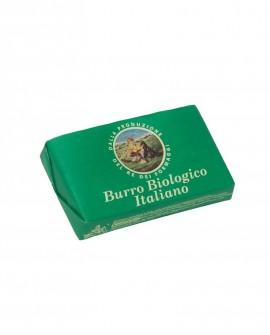 Burro BIOLOGICO da panna italiana pastorizzata - panetto 1Kg - Montanari & Gruzza