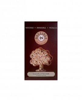 Granella di nocciole - busta sv trasparente - 500 g - Nocciola IN