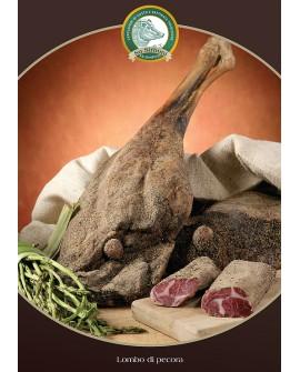 Prosciutto di pecora intero 1 Kg senza osso - s/v Salumificio Su Sirboni
