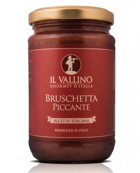 Bruschetta Piccante 290 g - Il Vallino