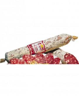 Salame Castellino puro suino - 400 g - Castelli Salumi