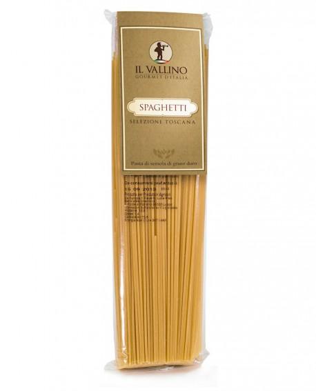 Spaghetti pasta di semola 500 g - Il Vallino