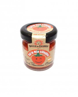 Trito di Peperoncino Ciliegino MED - Sei la mia ciliegina - 32 g - Delizie di Calabria
