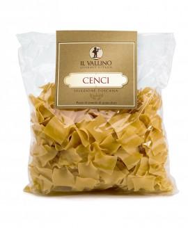 Cenci pasta di semola 500 g - Il Vallino