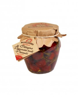 Peperoncino ciliegino calabrese orcio - 280 g - Delizie di Calabria