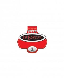 PancettAosta al peperoncino trancio S.V. 300 g  stagionatura 3 settimane - De Bosses