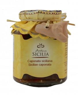 Caponata siciliana - 280 g - Antica Sicilia