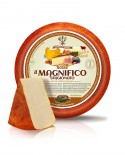 Pecorino Rosso il Magnifico stagionato 90 giorni - 1400g - Agrifood Toscana