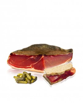 Prosciutto Bazzone Riserva senza osso - 9kg - Agrifood Toscana