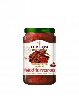 Pomodori secchi marinati - 314 ml - Agrifood Toscana