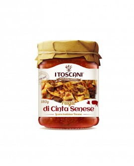 Ragù di cinta senese - 180 gr - Agrifood Toscana