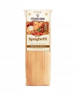 Gran Spaghetti artigianali di grano duro - 500g - Agrifood Toscana