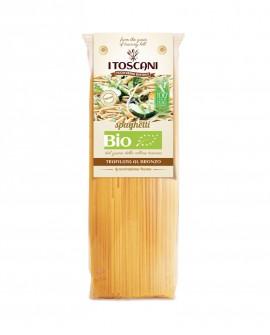 Spaghetti linea BIO di gran duro - 500g - Agrifood Toscana