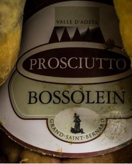 Bossolein Disossato trancio 1,5 kg stagionatura 13 mesi - De Bosses