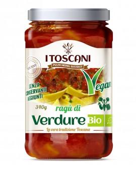 Ragù di verdure BIO - 340 gr - Agrifood Toscana