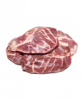 Carrillada Iberica o Guanciale Iberico sottovuoto e congelata 500g - Alimentari San Michele - Carni