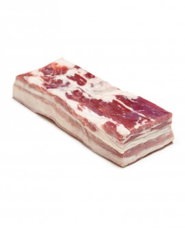 Pancetta Iberica sottovuoto 1 kg  - Alimentari San Michele - Carni