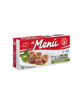 Acciughe Linea Blu 45g - Alimentari San Michele - Carni