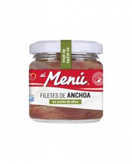 Acciughe Linea Blu 100g - Alimentari San Michele - Carni