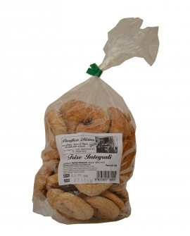 Frise integrali artigianali 500 g – cottura nel forno a legna - Panificio Misino