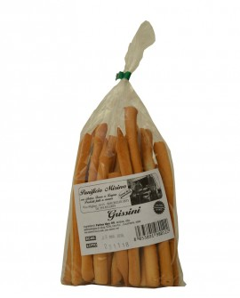 Grissini classici artigianali 500 g – cottura nel forno a legna - Panificio Misino