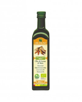 Olio di Germe di Mais - 500 ml - Crudigno