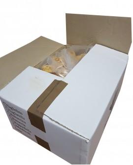 Tagliolino all'uovo artigianale 2mm trafilato in bronzo - scatola 3000g - PastaPiù