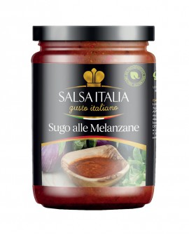 Sugo alle Melanzane da 270 Gr - Gluten Free - Salsa Italia