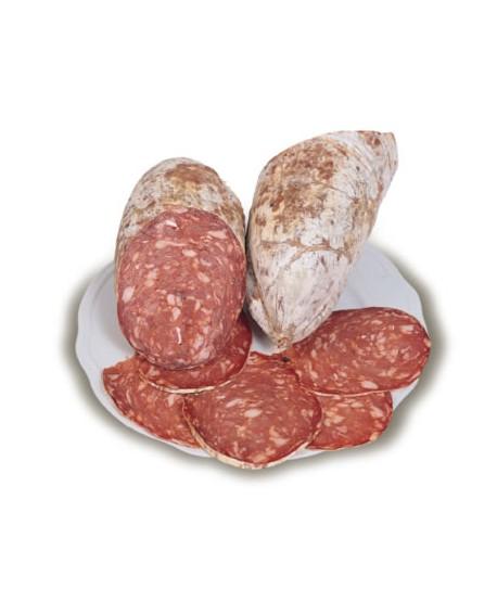 Salame ventricina 1,8 kg Salumificio Ciliani