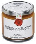 Marmellata di Mandarini - mandarino tardivo di Ciaculli - vasetto di vetro 212 - 225 g - Frantoi Cutrera Segreti di Sicilia