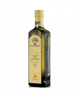 Olio Extra Vergine di Oliva Primo DOP Monti Iblei - Bottiglia 0,50 Lt - Frantoi Cutrera dal 1906