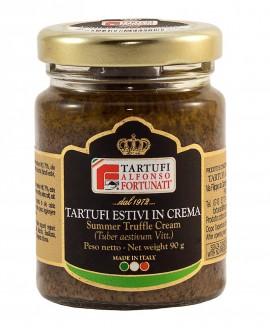 Tartufo Estivo in Patè 90 g, in vasetto di vetro - Tartufi Alfonso Fortunati