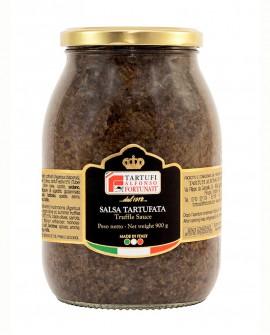 Salsa Tartufata 900 g, in vasetto di vetro - Tartufi Alfonso Fortunati