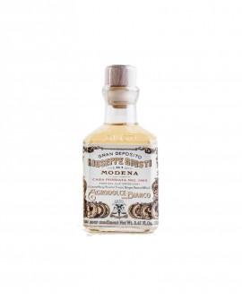 Agrodolce Bianco - 5 anni - Condimento Agrodolce Bianco - Cubica c/astuccio - ml 250 - Giuseppe Giusti Modena dal 1605