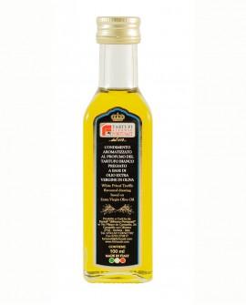 Condimento Aromatizzato al Tartufo Bianco, bott.mini (dosi 40) 100 ml - Tartufi Alfonso Fortunati