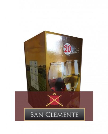 Umbria Rosso IGP Bag-in-Box da 10 litri - Cantina San Clemente