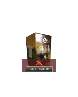 Umbria Bianco IGP Bag-in-Box da 5 litri - Cantina San Clemente