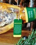 Selezione Iberici Pata Negra affinato a Bassiano – Bellotta con osso 9,5 Kg - 60 mesi Riserva 2013 - Reggiani