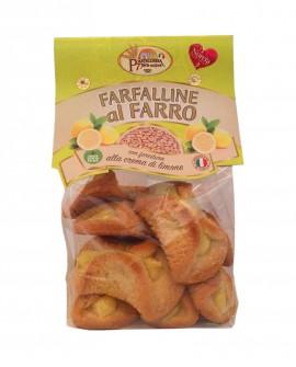 Farfalline al farro crema limone - 250g - Pasticceria 7 Porte Nursine - Dolciaria Severini