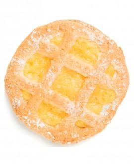 Minicrostatine al farro crema limone - 250g - Pasticceria 7 Porte Nursine - Dolciaria Severini