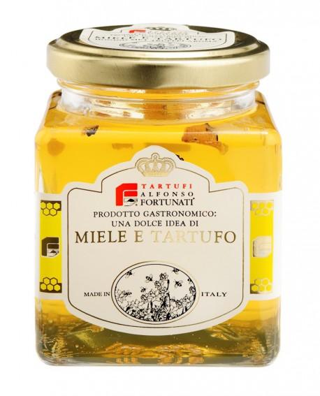 Miele e Tartufo 250 g - Tartufi Alfonso Fortunati