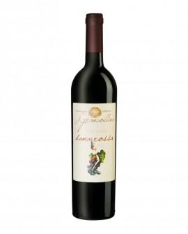 DamaRossa - uve Albarossa - vino rosso - 0.75 lt - Cantina GranCollina