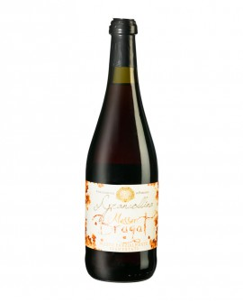 Brachetto dolce Messer Bragat - mosto parzialmente fermentato - vino dolce - 0.75 lt - Cantina GranCollina